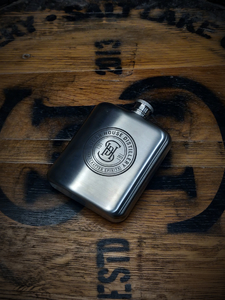 Flask 6oz SHD Glaze